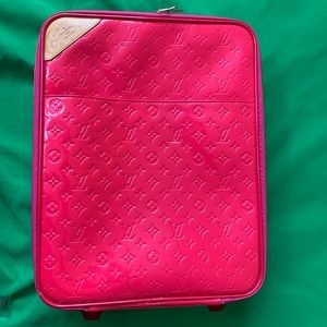 Bags - Louis Vuitton Vernis Pegase 45 Suitcase Luggage